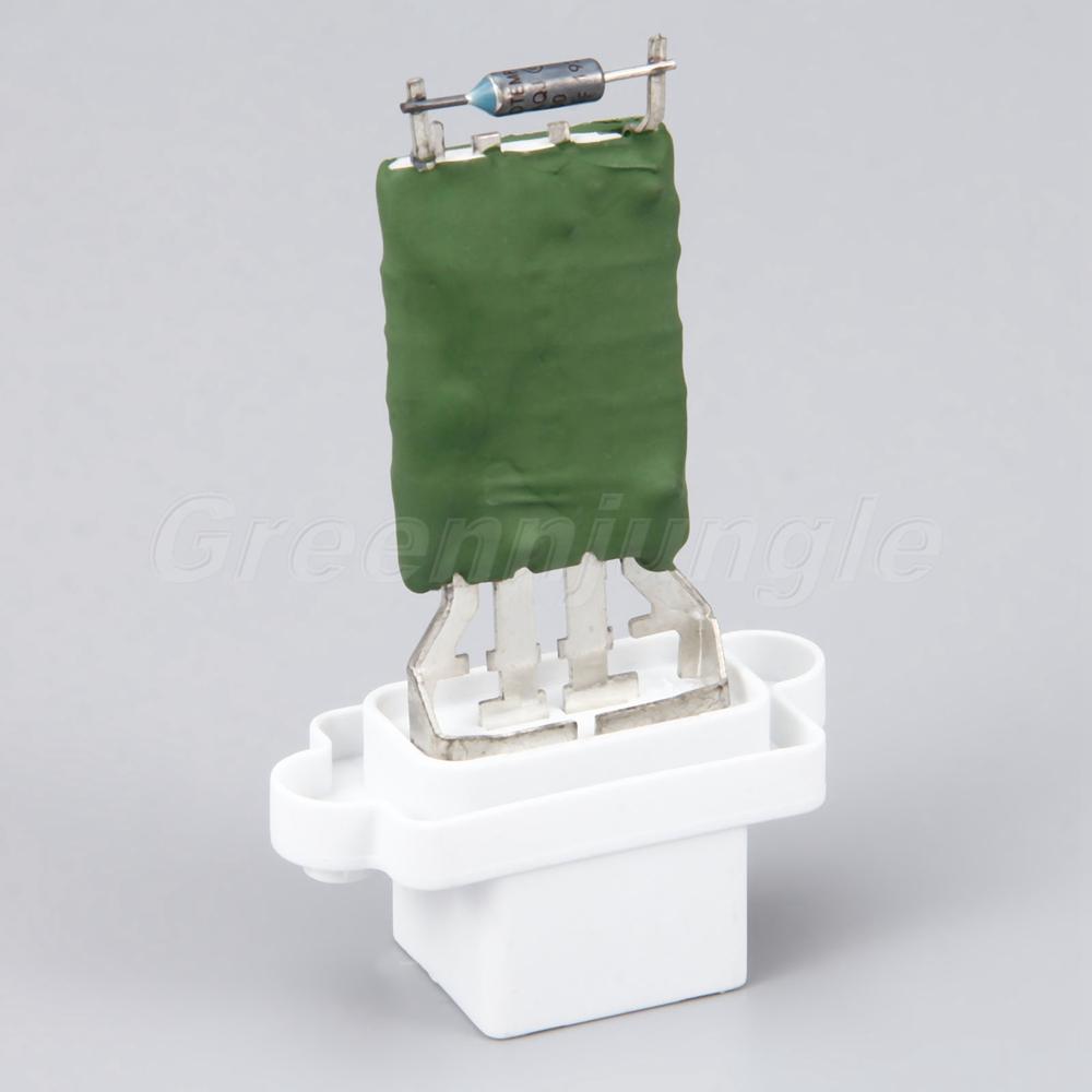 S/'adapte Fiesta Mk6 1.5 TDCi Diesel heater blower fan résistance